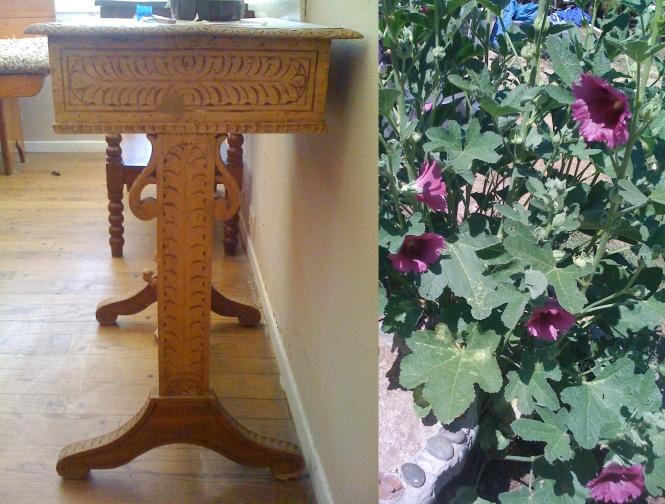 Table/flower