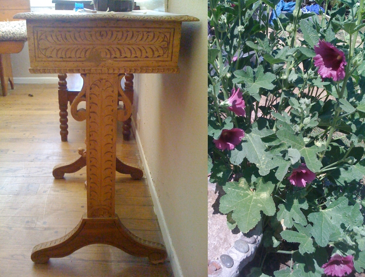 Table/flower