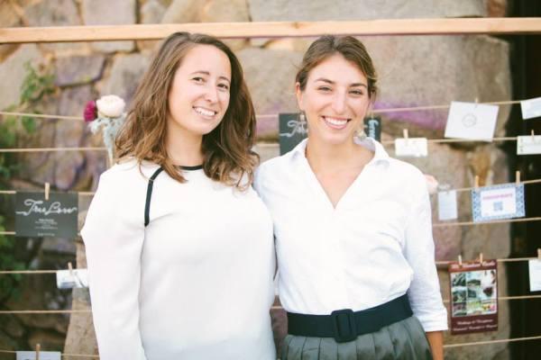 Lauren and Jaimee