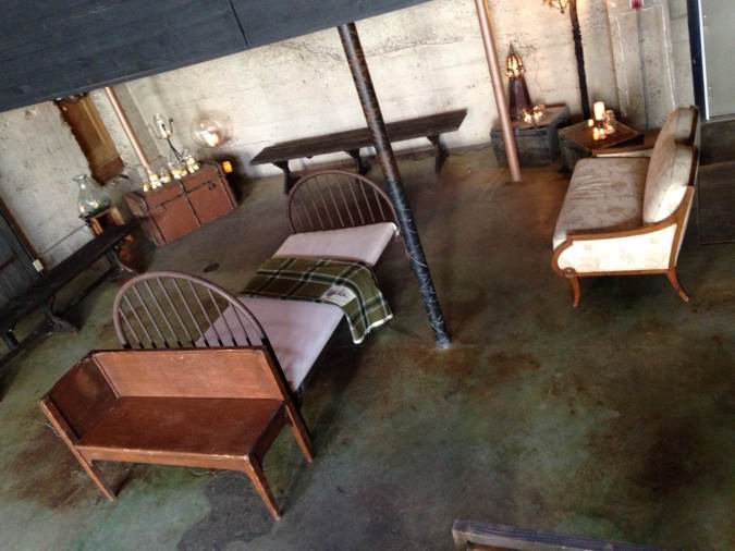 Luce Loft Lounge