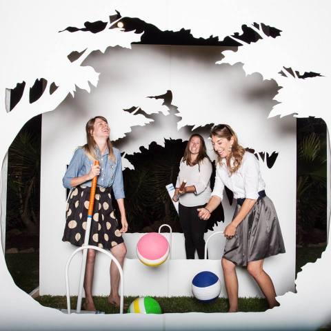 Lazulie + Blithe Photobooth