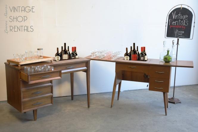 Sewing Table Bar